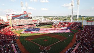 FOX Sports Ohio announces Reds Opening Day coverage