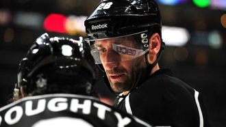 Kings notes: Jarret Stoll back in action ... and it couldn