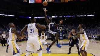 Grizzlies LIVE To Go: Warriors make history as Grizzlies fall
