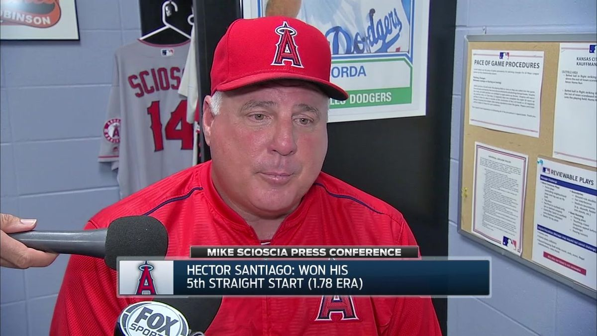 Mike Sciosica postgame (7/25): Hector, bullpen pitched great for us