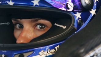 Danica Patrick changes helmet design for only third time in career