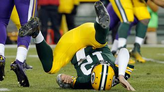 What exactly is wrong with the Packers and can the Redskins exploit it?  (VIDEO)